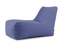 Chaise longue sfoderabile in tessuto riciclatoLOUNGE GAIA - PUSKU PUSKU