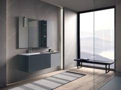 Mobile bagno / mobile lavabo in legnoGALAXY 02 - BMT