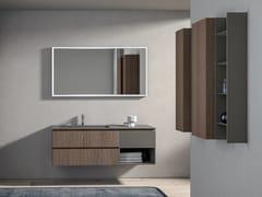 BMT, GALAXY 03 Arredo bagno completo in legno