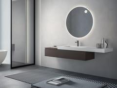 Mobile lavabo laccato sospeso con cassettiGALAXY 10 - BMT