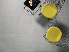 Pavimento/rivestimento in gres porcellanato effetto cemento per interni ed esterniGALAXY - CERAMICA RONDINE