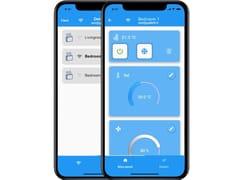 Applicazione di controllo unità terminali per smarthphoneGALLETTI APP - GALLETTI
