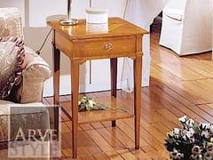 Tavolino quadrato in ciliegio CANALETTO | Tavolino in ciliegio - Canaletto