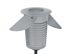 Faretto per esterno a LED in acciaio inox da incassoGAMMA - ADHARA