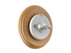 Serie civile in porcellana e legnoGARBY COLONIAL - FONTINI GROUP