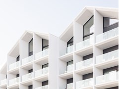 Parapetto in vetro per finestre e balconiGARDA AP Filo Pavimento - ALUVETRO