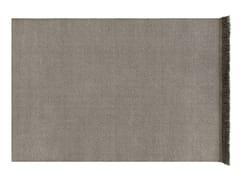 Tappeto a tinta unita rettangolare in polipropilene per esterni GARDEN LAYERS GREEN | Tappeto rettangolare - Garden Layers