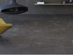 Pavimento/rivestimento in gres porcellanato a tutta massa effetto pietraGARDENA - CERAMICA DEL CONCA