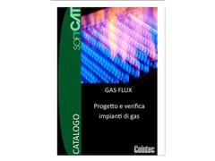 Progetto e verifica di impianti gasGASFLUX - COINTEC