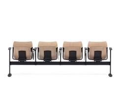 Seduta su barra con sedile ribaltabileGATE BENCH - MARA