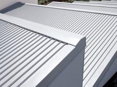 Lastra metallica per coperturaGBS® ROOF - DOMICO DACH-, WAND- UND FASSADENSYSTEME KG