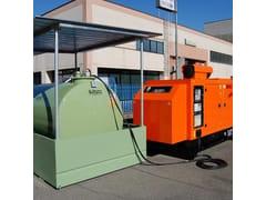 Vasca, cisterna e serbatoio per opera idraulica GE Tank -