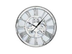 Orologio in acciaio in stile moderno da pareteGEAR Ø60CM - KARE DESIGN