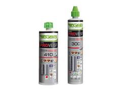 G&B Fissaggi, GEBOFIX PRO VE-SF CE1 Ancorante chimico per alte prestazioni