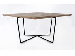 Tavolino quadrato da salottoGEMMA | Tavolino quadrato - ALTINOX MINIMAL DESIGN