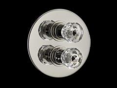 Miscelatore per doccia da incasso termostaticoGEMSTONE | Miscelatore per doccia termostatico - DEVON&DEVON