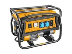 Generatore di correnteGENERATORE DI CORRENTE A BENZINA 3,5kW - INGCOITALIA.IT - XONE