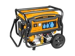Generatore di correnteGENERATORE DI CORRENTE A BENZINA 6,5kW GE65006 - INGCOITALIA.IT - XONE