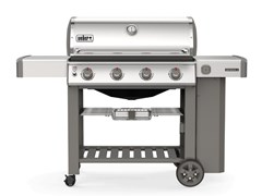 Barbecue a gas GENESIS® II S-410 GBS - WEBER STEPHEN PRODUCTS ITALIA