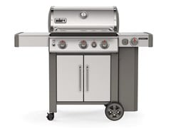 Barbecue a gas GENESIS® II SP-335 GBS - WEBER STEPHEN PRODUCTS ITALIA