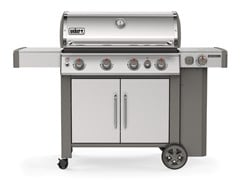 Barbecue a gas GENESIS® II SP-435 GBS - WEBER STEPHEN PRODUCTS ITALIA
