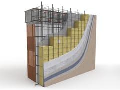 Sistema di casseratura per parete portanteGENIALE CAPPOTTO SISMICO - ECOSISM S.R.L.