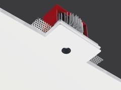 Faretto a LED in AirCoral® in stile moderno a soffitto da incassoGENIUS BLACK - BUZZI & BUZZI