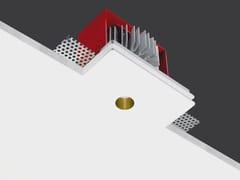 Faretto a LED rotondo in AirCoral® da incassoGENIUS BRASS - BUZZI & BUZZI