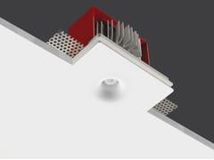 Faretto a LED rotondo in AirCoral® da incassoGENIUS CURVED - BUZZI & BUZZI