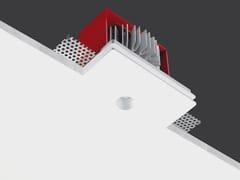 Faretto a LED in AirCoral® in stile moderno a soffitto da incassoGENIUS DYNAMIC WHITE - BUZZI & BUZZI