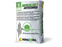 Geomalta® strutturale traspiranteGEOCALCE F ANTISISMICO - KERAKOLL