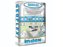 Impermeabilizzante geopolimerico flessibile monocomponenteGEOFLEX - INDEX