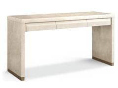 Scrivania rettangolare in legno con cassettiGEORGE | Scrivania - CANTORI