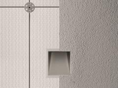 Segnapasso a LED a parete per esterniGHOST PER CAPPOTTO ISOLANTE - SIMES