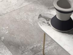 Pavimento/rivestimento in gres porcellanatoGHOST Grey - ABK GROUP INDUSTRIE CERAMICHE