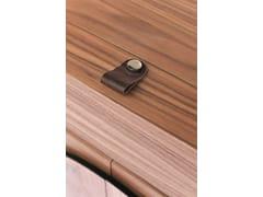 Mobile bar in legno impiallacciato con vassoioGIANNI - BOKA PROM DOOEL