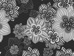 Carta da parati con motivi florealiGIAPPO FLOREALE - TECNOGRAFICA