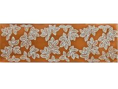 Rivestimento / pavimento in ceramicaGIARDINI DI KLINGSOR AURANO - CERAMICA FRANCESCO DE MAIO