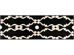 Rivestimento / pavimento in ceramicaGIARDINI DI KLINGSOR MORTORA - CERAMICA FRANCESCO DE MAIO