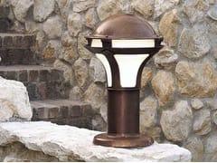 Paletto luminoso in metalloLOGGIA | Paletto luminoso in metallo - ALDO BERNARDI
