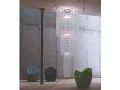 Lampada da soffitto in cristallo GIOGALI PL CA1 - Giogali