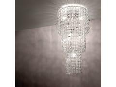 Lampada da soffitto in cristallo GIOGALI PL CA3 - Giogali