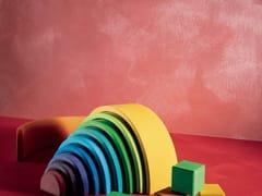 Pittura perlescente composta da scaglie di madreperla argentoGIOIA - GIORGIO GRAESAN & FRIENDS