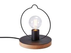 Lampada da tavolo fatta a mano con dimmerGIPSY - RADAR INTERIOR
