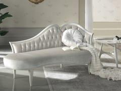 Dormeuse capitonné in tessutoGIULIETTA | Dormeuse - LINEA & CASA +39