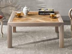 Tavolino quadrato in abeteGIULIO | Tavolino - ARVESTYLE