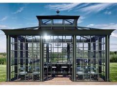 La Casa dei Limoni, GLAMOUR Giardino d'inverno in alluminio e vetro