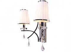 Applique a luce indiretta in metalloGLAMOUR | Applique - ARREDIORG