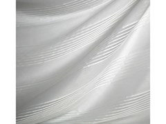 Tessuto a righe lavabile in poliestere per tendeGLASS - ALDECO, INTERIOR FABRICS