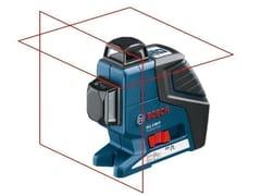 Livella laser a lineeGLL 2-80 P Professional - ROBERT BOSCH